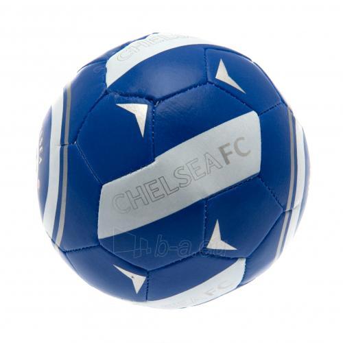 Chelsea F.C. antistresinis kamuoliukas (Mėlynas) Paveikslėlis 3 iš 4 251009000308