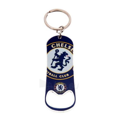 Chelsea F.C. butelio atidarytuvas - raktų pakabukas Paveikslėlis 1 iš 3 251009000312
