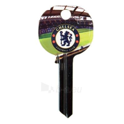 Chelsea F.C. durų rakto ruošinys (Stadiono panorama) Paveikslėlis 1 iš 2 251009000318