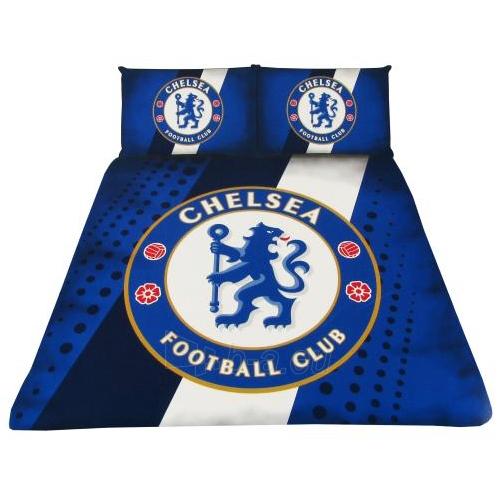 Chelsea F.C. dvigulės patalynės komplektas Paveikslėlis 1 iš 3 251009000321