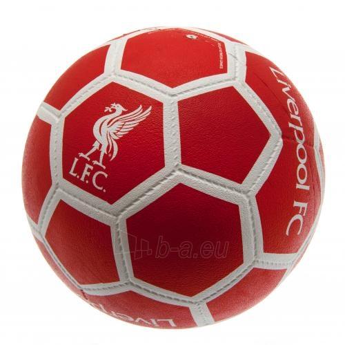 Chelsea F.C. futbolo kamuolys (Baltas su sidabriniais lankais) Paveikslėlis 1 iš 4 251009001405