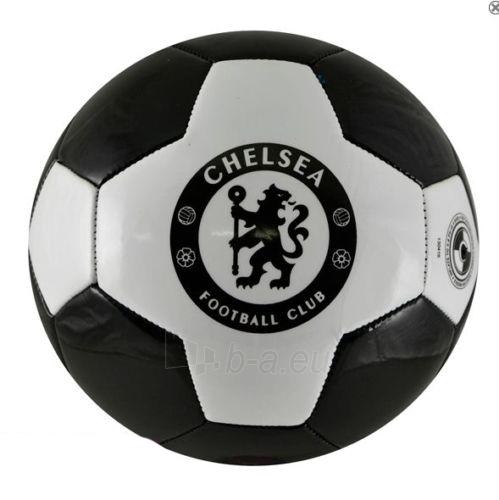 "Chelsea F.C. futbolo kamuolys ""Atom"" Paveikslėlis 2 iš 2 251009001233"