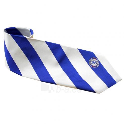 Chelsea F.C. kaklaraištis (Šilkinis) Paveikslėlis 1 iš 2 251009001414
