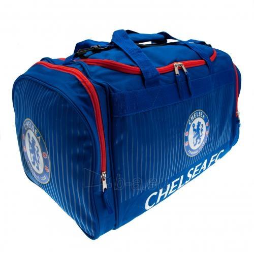 Chelsea F.C. kelioninis krepšys (oficialus) Paveikslėlis 1 iš 4 251009001057