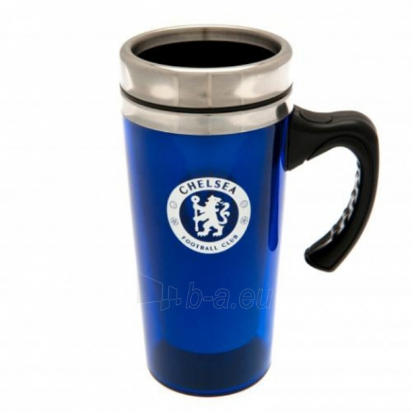 Chelsea F.C. kelioninis puodelis Paveikslėlis 1 iš 2 251009001419