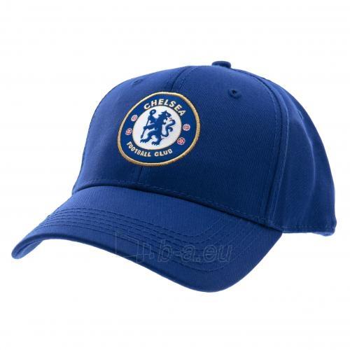 Chelsea F.C. kepurėlė su snapeliu (Mėlyna) Paveikslėlis 2 iš 3 251009000340