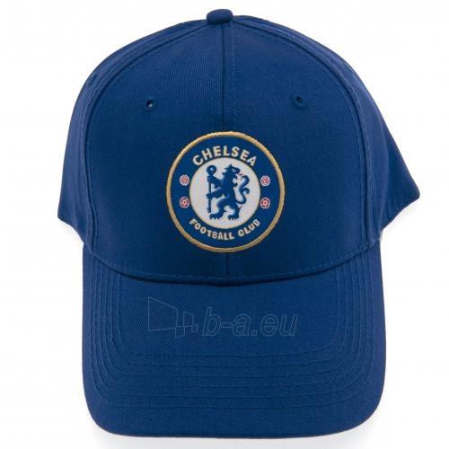 Chelsea F.C. kepurėlė su snapeliu (Mėlyna) Paveikslėlis 3 iš 3 251009000340