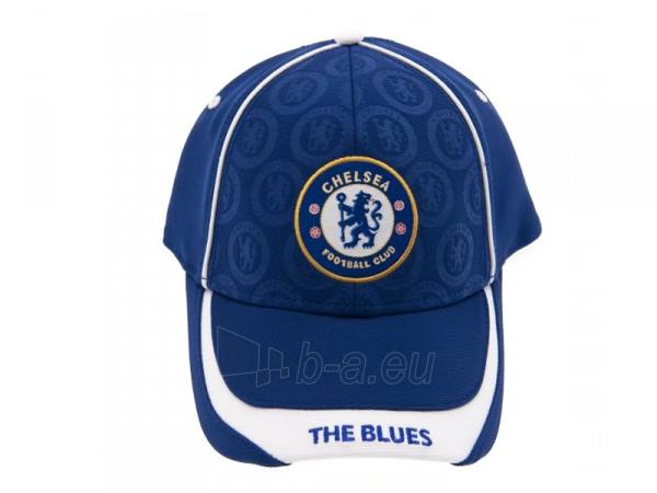 Chelsea F.C. kepurėlė su snapeliu (The Blues) Paveikslėlis 2 iš 3 251009000341