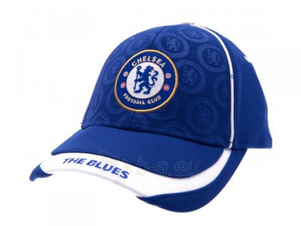 Chelsea F.C. kepurėlė su snapeliu (The Blues) Paveikslėlis 3 iš 3 251009000341