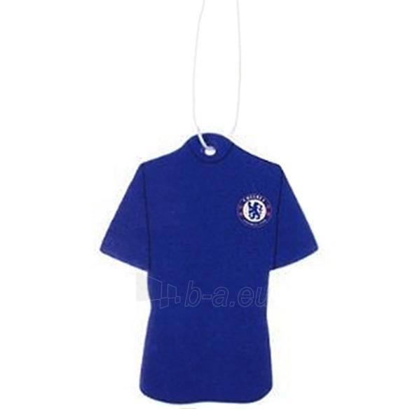 Chelsea F.C. marškinėlių formos oro gaiviklis Paveikslėlis 1 iš 2 251009001429