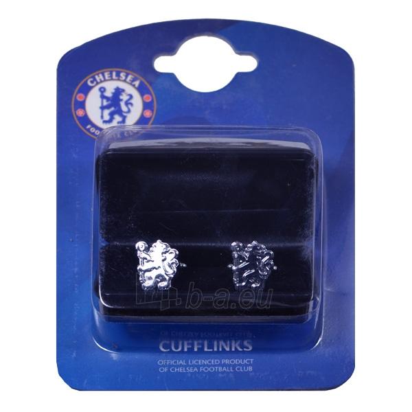 Chelsea F.C. marškinių sąsagos (Klubo herbas) Paveikslėlis 3 iš 3 310820004206