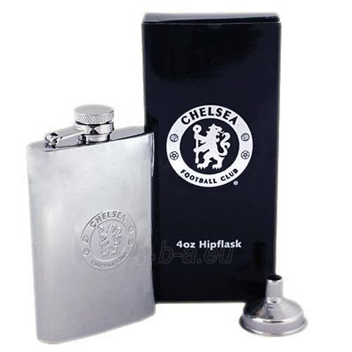 Chelsea F.C. metalinė gertuvė Paveikslėlis 1 iš 3 251009001107