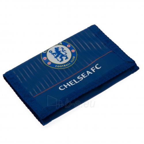 Chelsea F.C. nailoninė piniginė Paveikslėlis 1 iš 4 251009001063