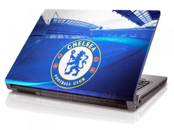 Chelsea F.C. nešiojamojo kompiuterio lipdukas Paveikslėlis 1 iš 2 251009000156
