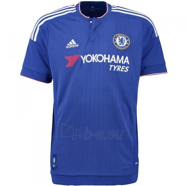 Chelsea F.C. oficialūs Adidas rungtynių marškinėliai 2015-2016 Paveikslėlis 3 iš 6 251009001235