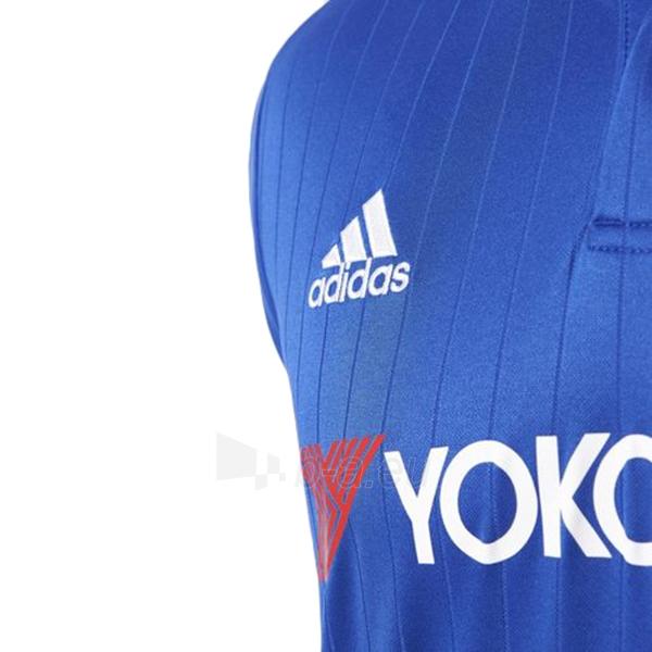 Chelsea F.C. oficialūs Adidas rungtynių marškinėliai 2015-2016 Paveikslėlis 4 iš 6 251009001235