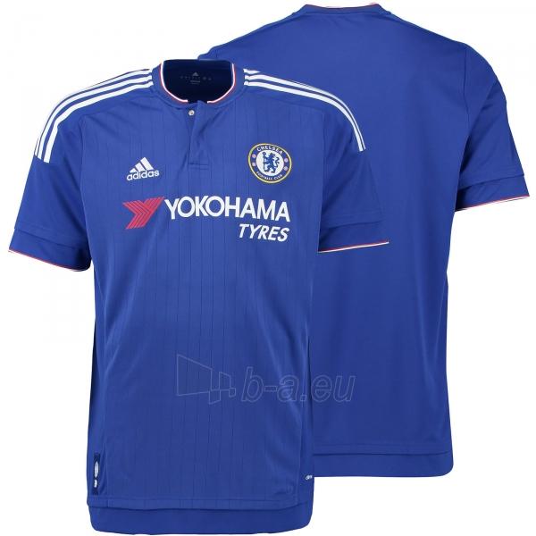Chelsea F.C. oficialūs Adidas rungtynių marškinėliai 2015-2016 Paveikslėlis 6 iš 6 251009001235