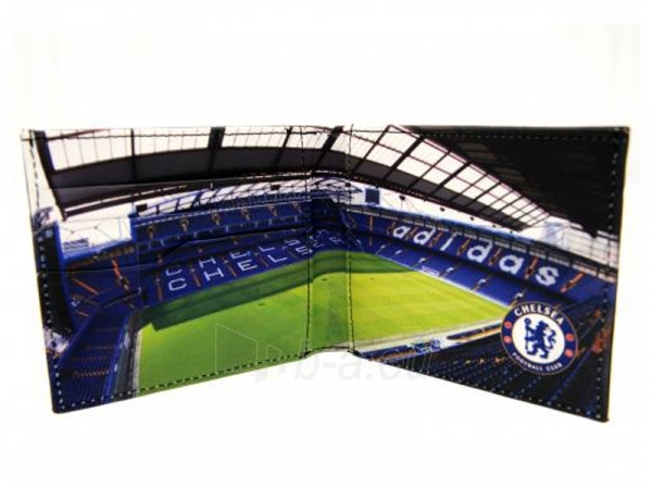 Chelsea F.C. panoraminė piniginė Paveikslėlis 5 iš 5 251009000162