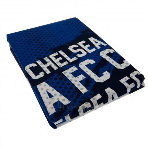 Chelsea F.C. patalynės komplektas (Mėlynas-logotipai) Paveikslėlis 3 iš 4 251009001064