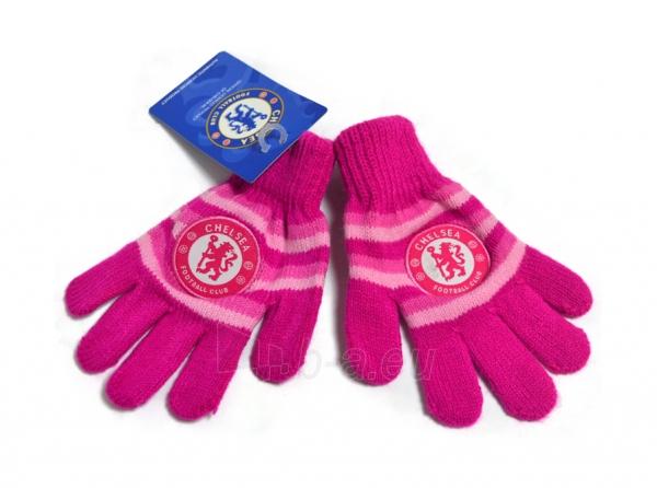 Chelsea F.C. pirštinės (rožinės) Paveikslėlis 1 iš 2 310820016456