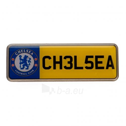 Chelsea F.C. prisegamas ženklelis Paveikslėlis 3 iš 3 310820024967
