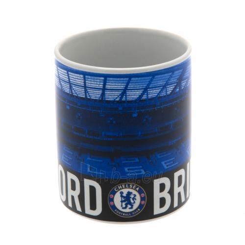 Chelsea F.C. puodelis (Stadiono panorama) Paveikslėlis 2 iš 5 251009000176