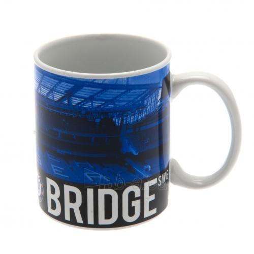 Chelsea F.C. puodelis (Stadiono panorama) Paveikslėlis 3 iš 5 251009000176