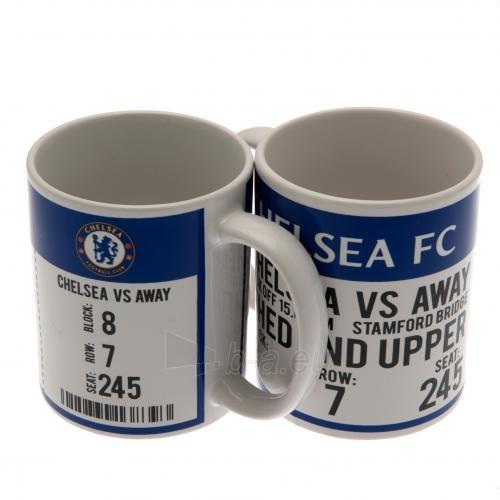 Chelsea F.C. puodelis (su pavadinimu) Paveikslėlis 1 iš 6 251009001443
