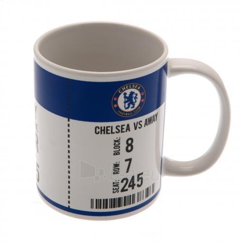 Chelsea F.C. puodelis (su pavadinimu) Paveikslėlis 3 iš 6 251009001443