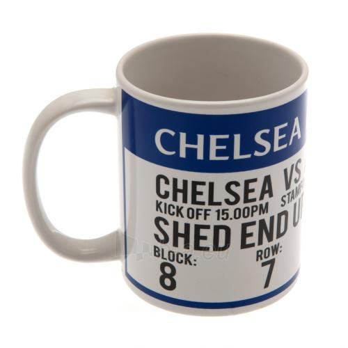 Chelsea F.C. puodelis (su pavadinimu) Paveikslėlis 4 iš 6 251009001443