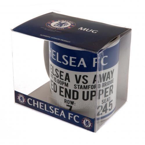 Chelsea F.C. puodelis (su pavadinimu) Paveikslėlis 5 iš 6 251009001443