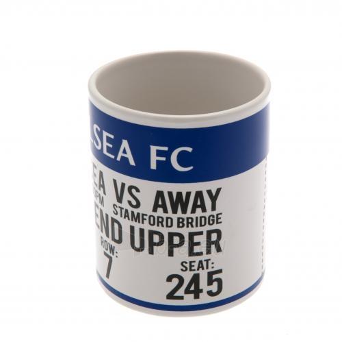 Chelsea F.C. puodelis (su pavadinimu) Paveikslėlis 6 iš 6 251009001443