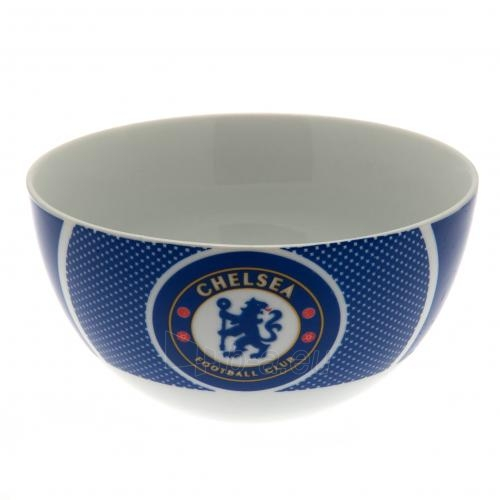 Chelsea F.C. pusryčių dubenėlis (Mėlynas) Paveikslėlis 1 iš 4 251009000177