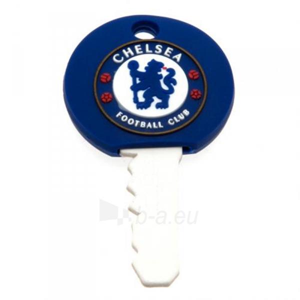 Chelsea F.C. raktų dangtelis Paveikslėlis 1 iš 3 251009000178