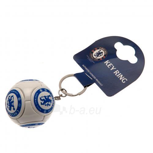 Chelsea F.C. raktų pakabukas (Futbolo kamuolys) Paveikslėlis 4 iš 4 310820045824