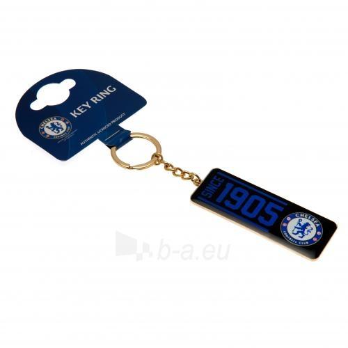 Chelsea F.C. raktų pakabukas (Nuo 1905) Paveikslėlis 2 iš 4 251009001239