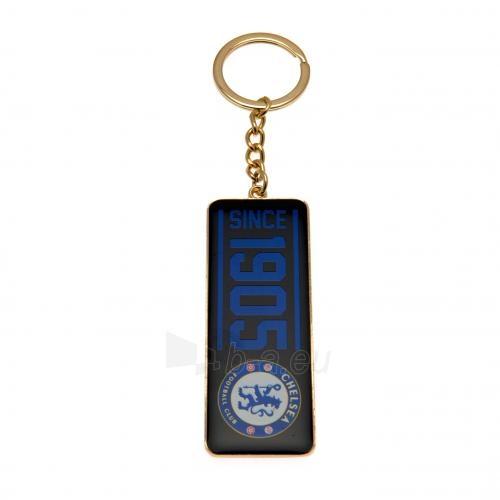 Chelsea F.C. raktų pakabukas (Nuo 1905) Paveikslėlis 4 iš 4 251009001239
