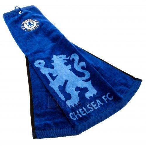 Chelsea F.C. rankšluostis su metalinė kilpa Paveikslėlis 1 iš 2 251009000188