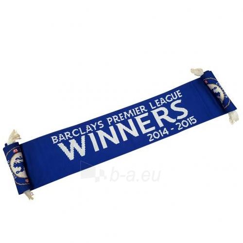 Chelsea F.C. šalikas (Champions 2015) Paveikslėlis 1 iš 3 251009000193