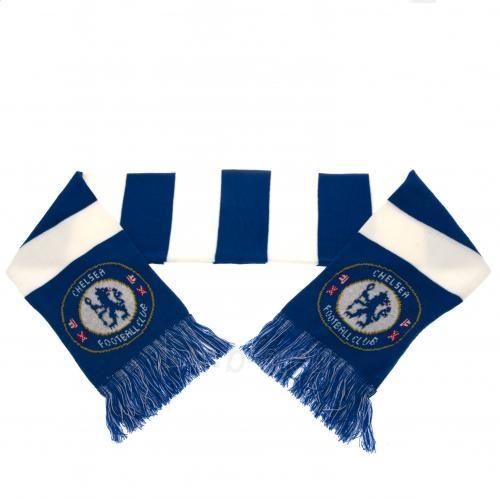 Chelsea F.C. šalikas (Dryžuotas) Paveikslėlis 2 iš 4 251009000194