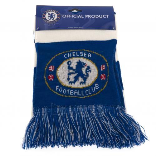 Chelsea F.C. šalikas (Dryžuotas) Paveikslėlis 3 iš 4 251009000194