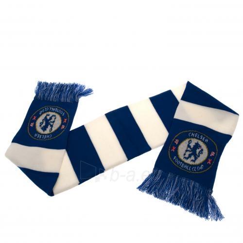 Chelsea F.C. šalikas (Dryžuotas) Paveikslėlis 4 iš 4 251009000194