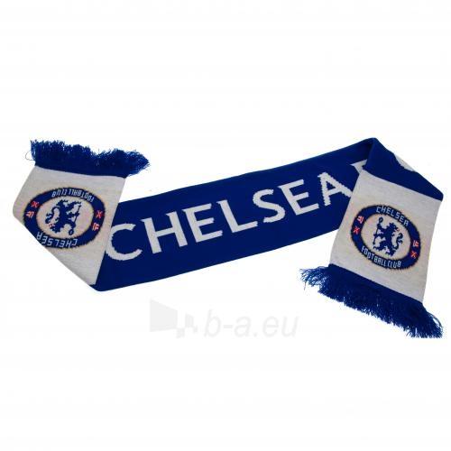 Chelsea F.C. šalikas (Mėlynas) Paveikslėlis 1 iš 5 251009000195