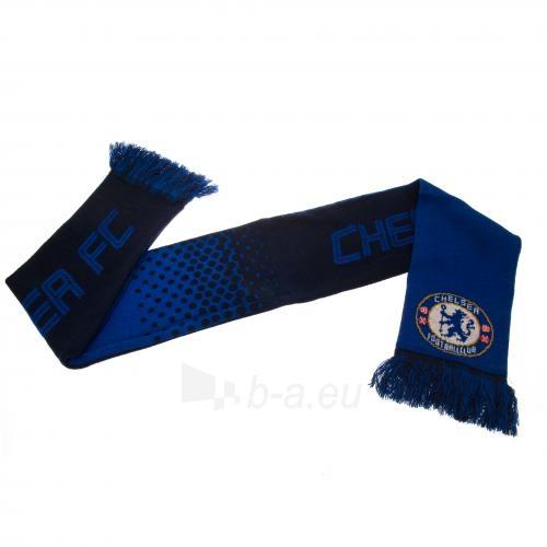 Chelsea F.C. šalikas (Tamsiai Mėlynas) Paveikslėlis 2 iš 5 310820045865
