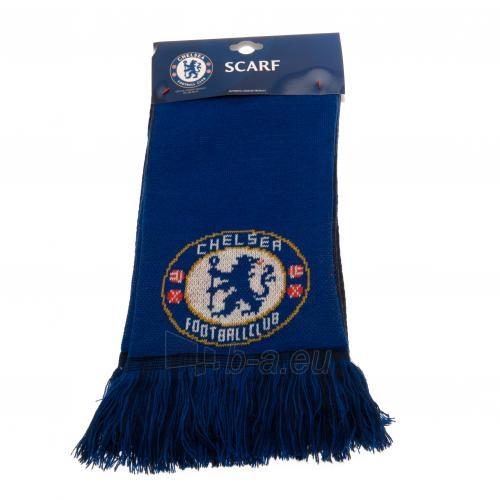 Chelsea F.C. šalikas (Tamsiai Mėlynas) Paveikslėlis 5 iš 5 310820045865