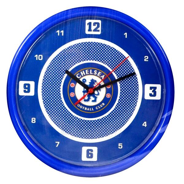 Chelsea F.C. sieninis laikrodis (Mėlynas) Paveikslėlis 1 iš 2 251009001452