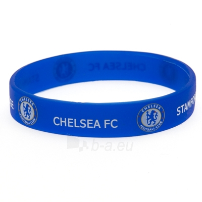 Chelsea F.C. silikoninė apyrankė Paveikslėlis 3 iš 3 251009001109