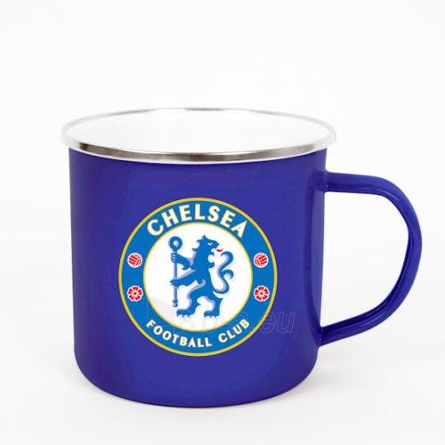 Chelsea F.C. skardinis puodelis2 Paveikslėlis 1 iš 2 251009001475