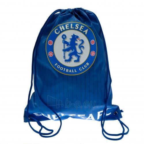 Chelsea F.C. sportinis maišelis (Dryžuotas) Paveikslėlis 2 iš 3 251009001066