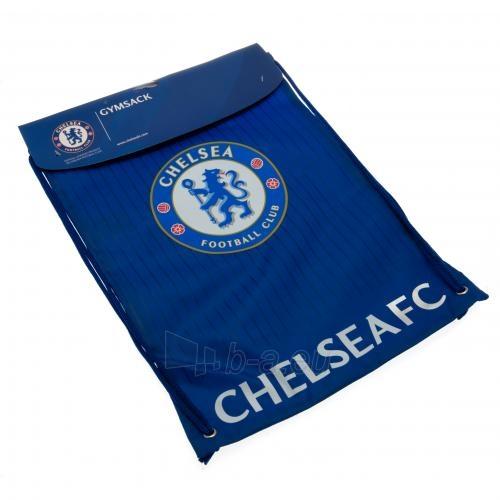 Chelsea F.C. sportinis maišelis (Dryžuotas) Paveikslėlis 3 iš 3 251009001066